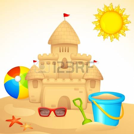 Sandcastle clipart #8, Download drawings