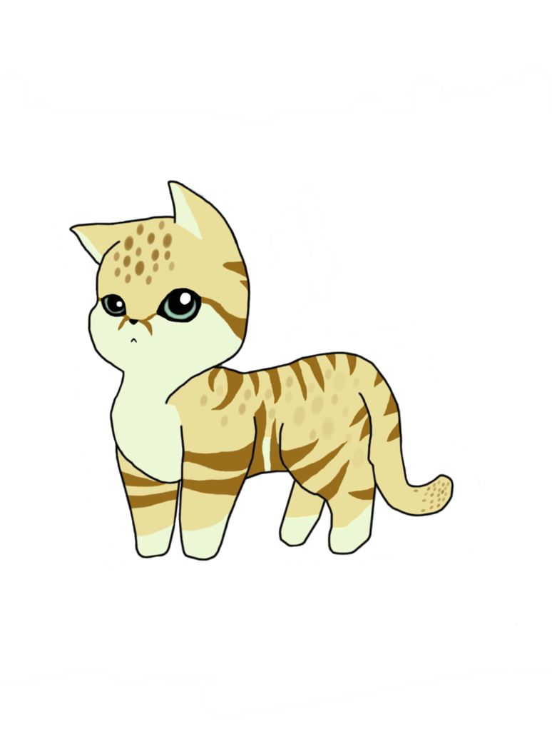 Sand Cat clipart #2, Download drawings