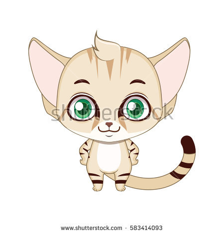 Sand Cat clipart #3, Download drawings