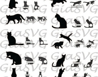 Sand Cat svg #15, Download drawings