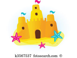 Sandcastle clipart #12, Download drawings