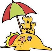 Sandcastle clipart #9, Download drawings