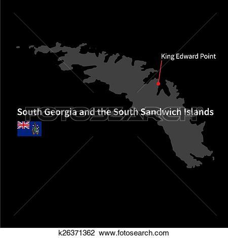 Sandwich Islands clipart #1, Download drawings