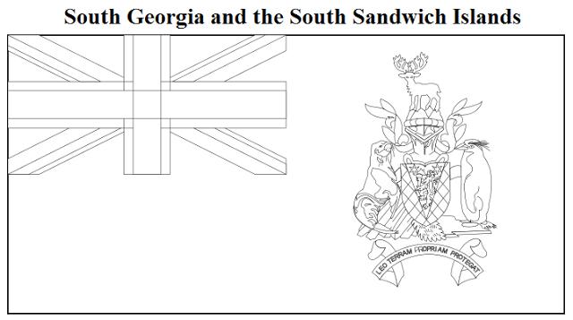 Sandwich Islands coloring #16, Download drawings