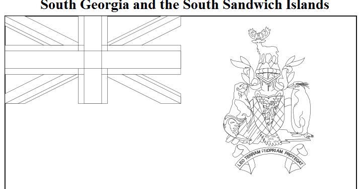 Sandwich Islands coloring #5, Download drawings