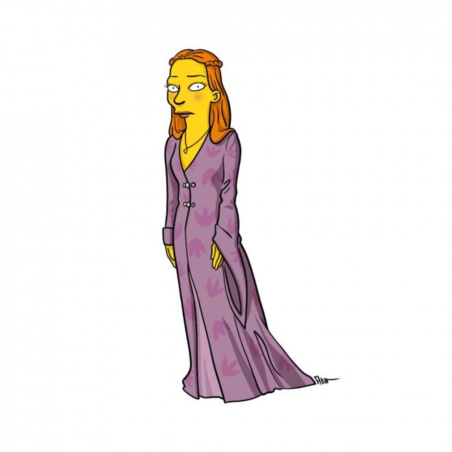 Sansa Stark clipart #16, Download drawings