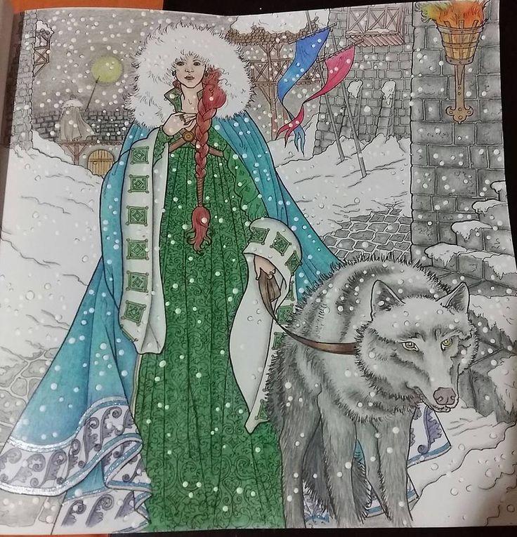 Sansa Stark coloring #17, Download drawings