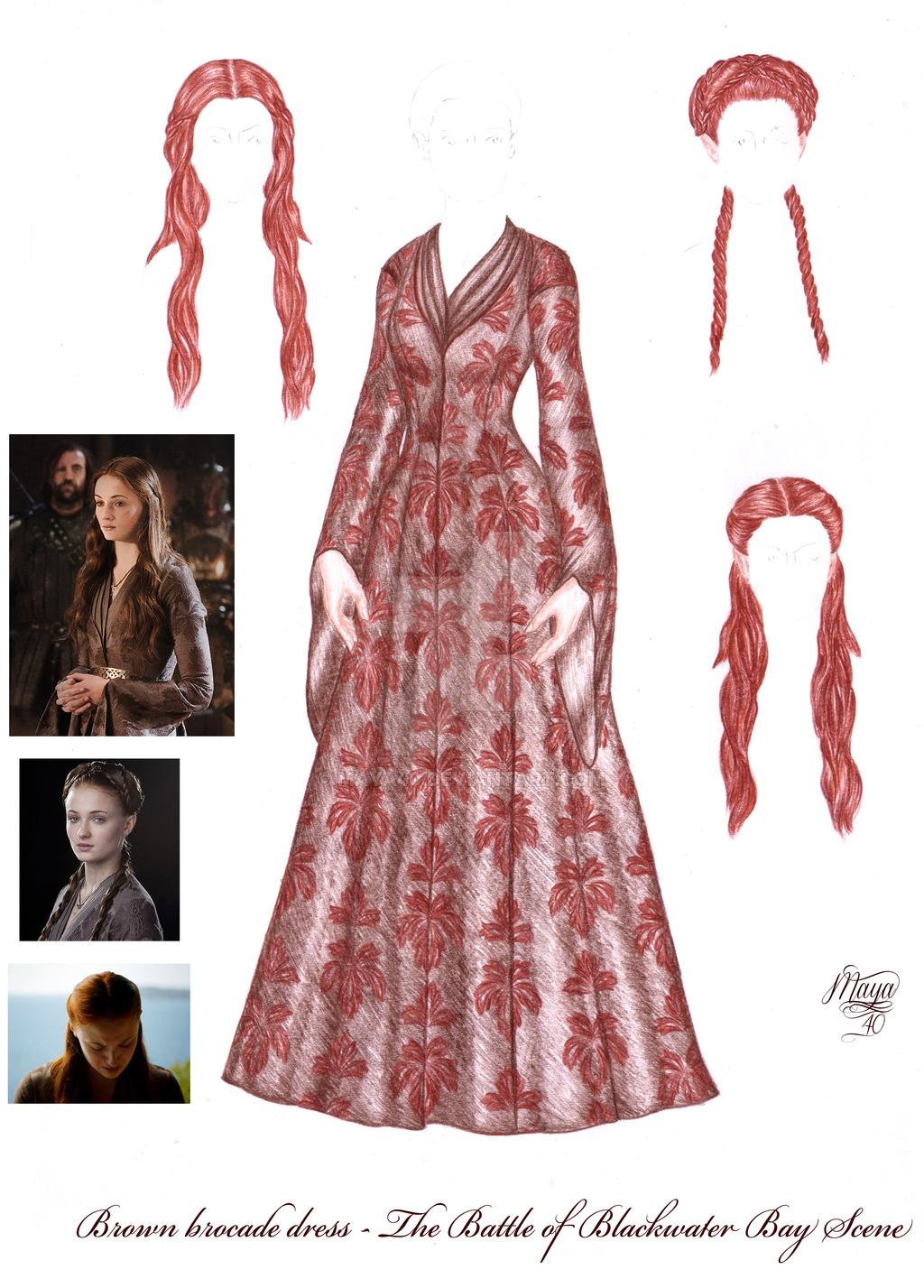 Sansa Stark coloring #1, Download drawings