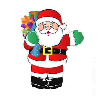 Santa clipart #2, Download drawings