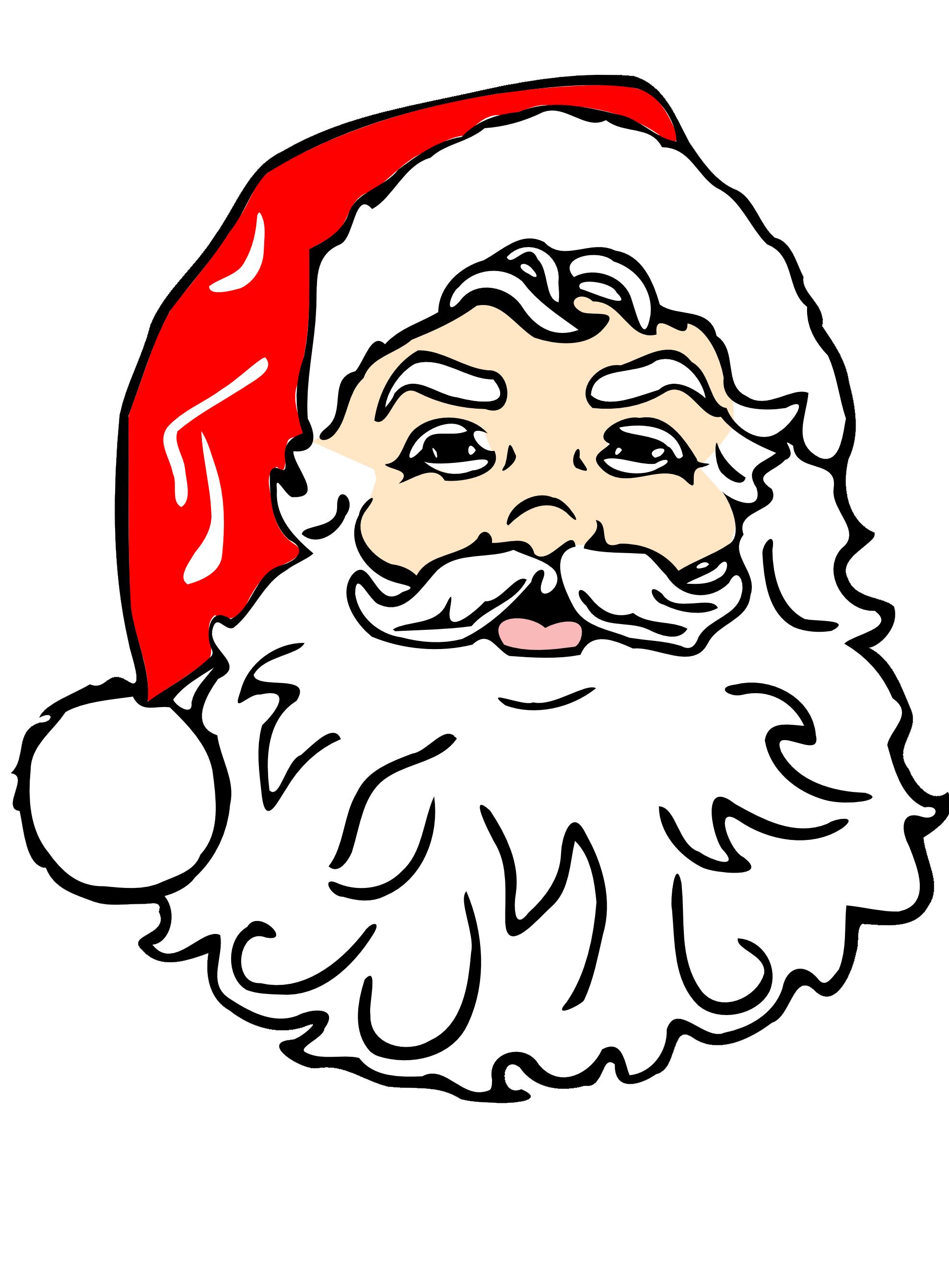 Santa clipart #17, Download drawings