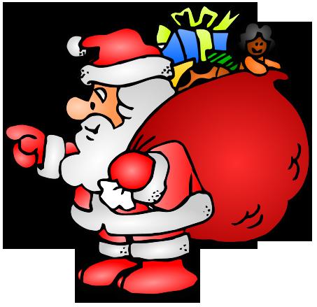 Santa clipart #14, Download drawings