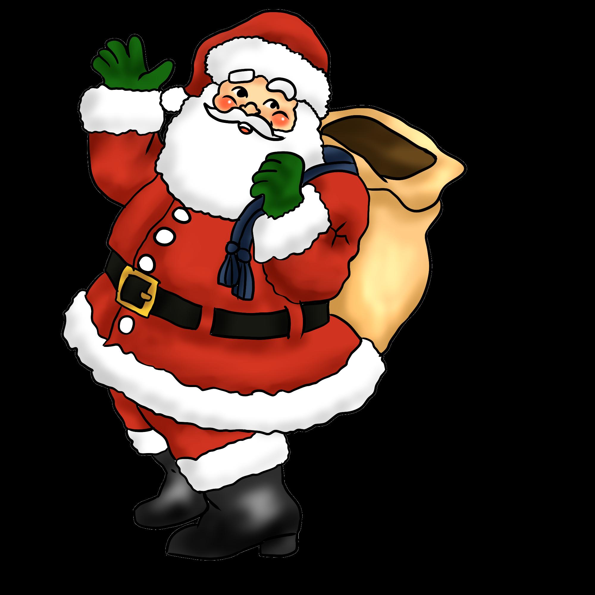 Santa clipart #15, Download drawings