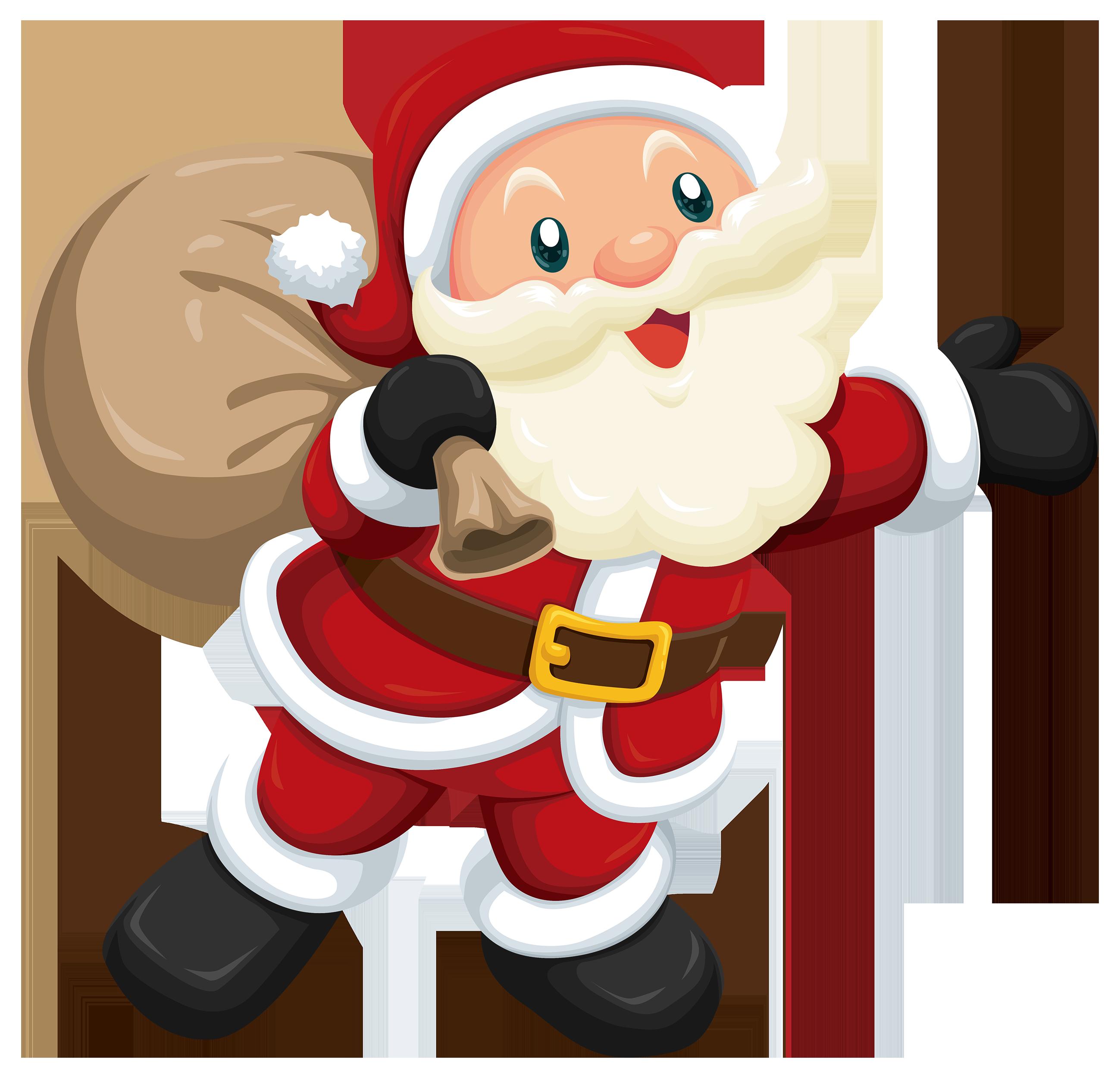 Santa clipart #4, Download drawings