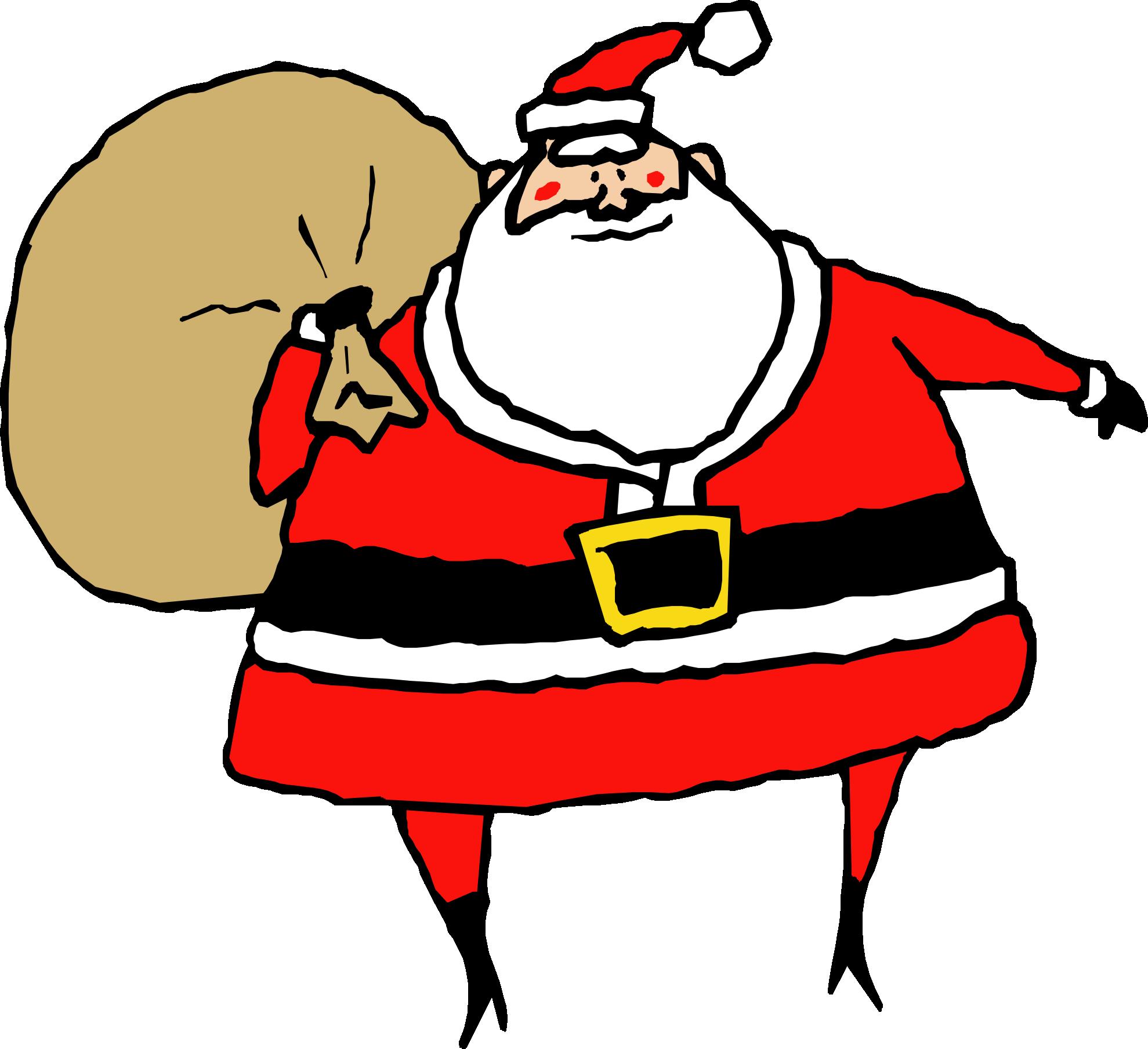 Santa clipart #19, Download drawings