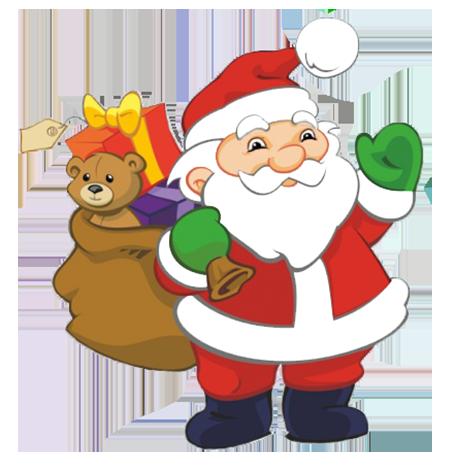 Santa clipart #13, Download drawings