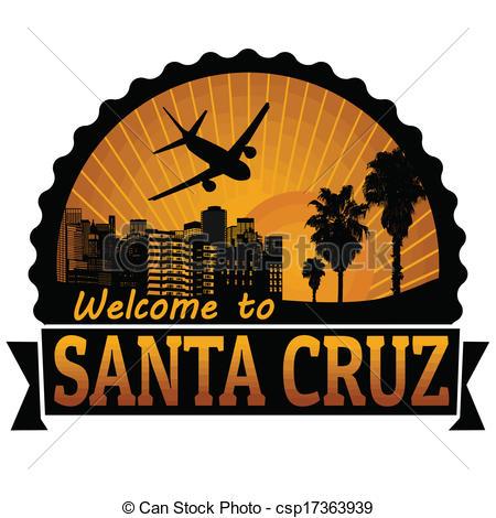 Santa Cruz clipart #17, Download drawings