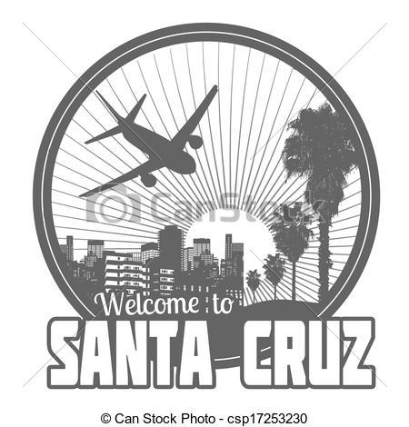 Santa Cruz clipart #11, Download drawings
