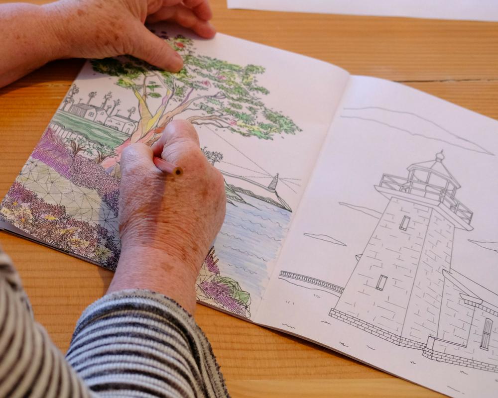 Santa Cruz coloring #1, Download drawings
