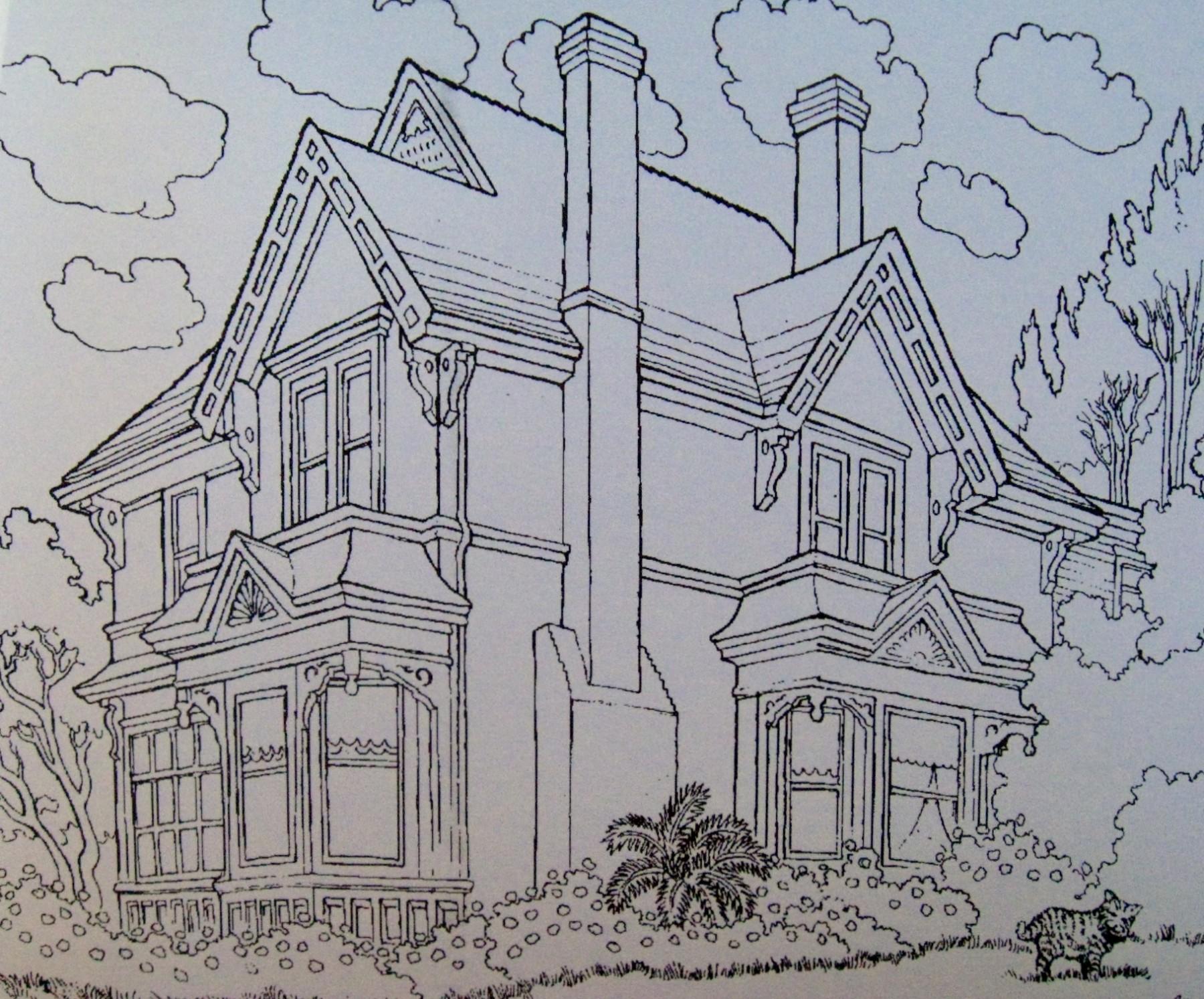 Santa Cruz coloring #8, Download drawings
