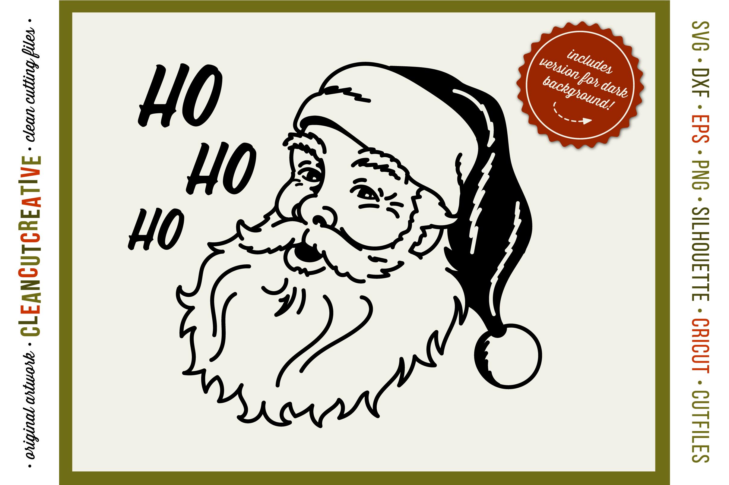 santa face svg #750, Download drawings