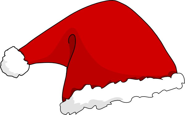 Santa Hat clipart #1, Download drawings