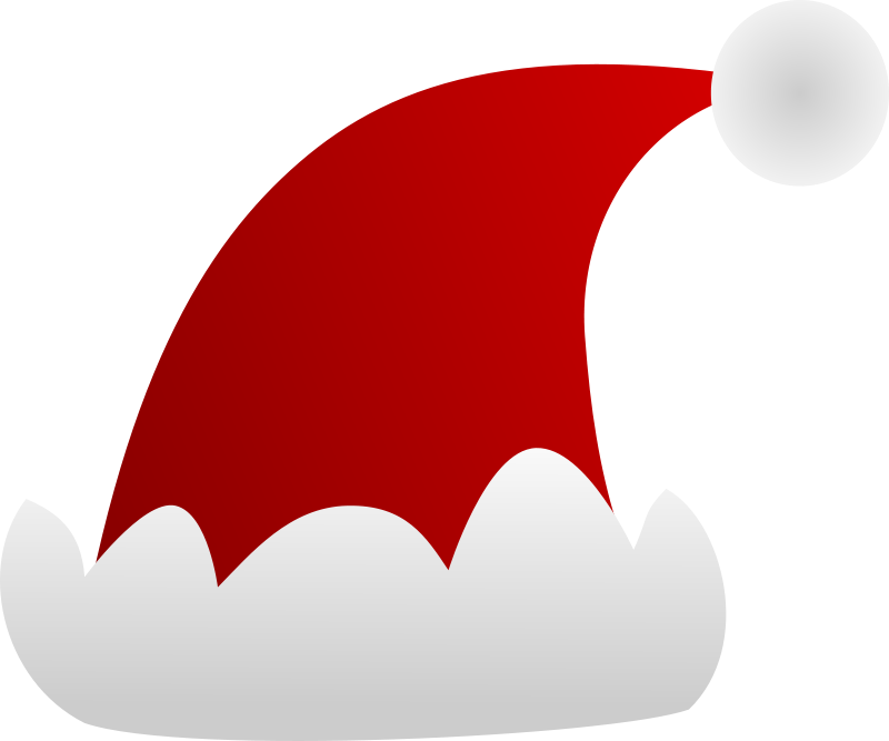 Santa Hat clipart #3, Download drawings