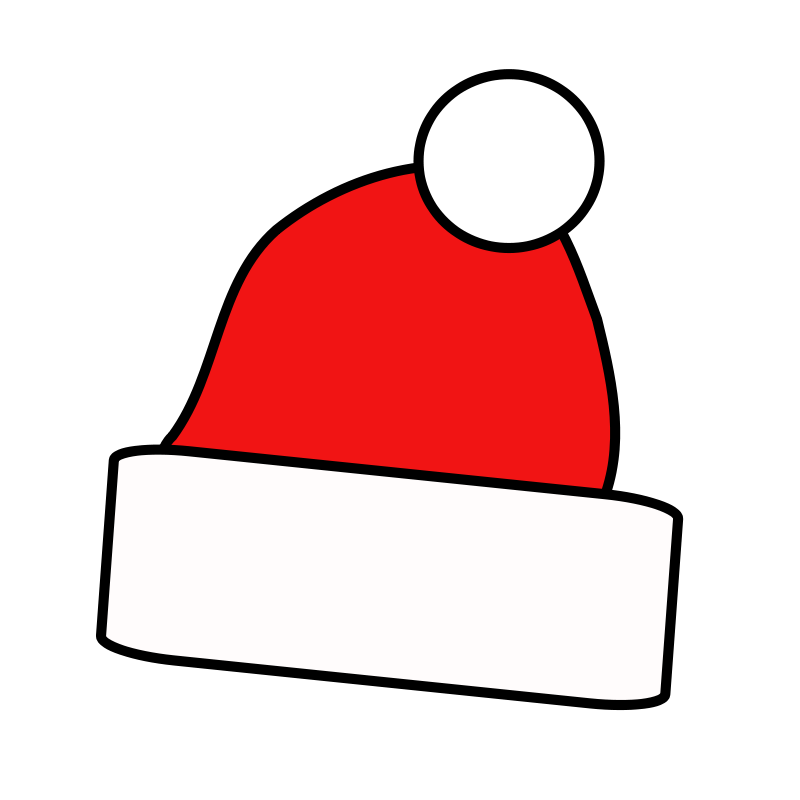Santa Hat clipart #4, Download drawings