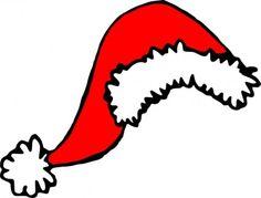 Santa Hat svg #16, Download drawings
