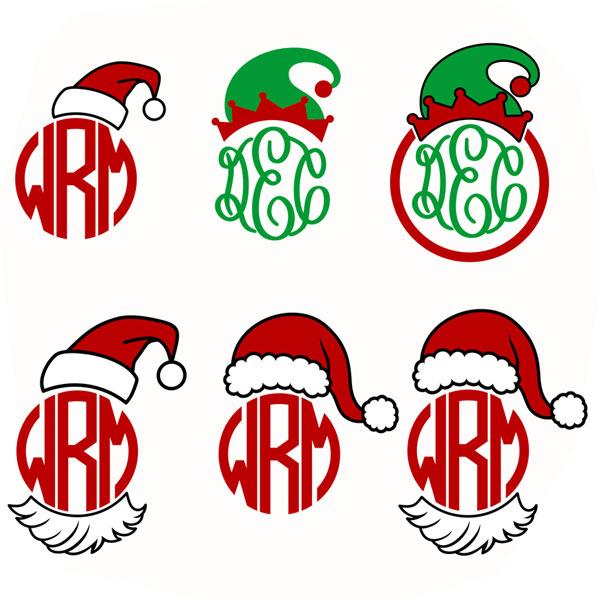 Santa Hat svg #3, Download drawings