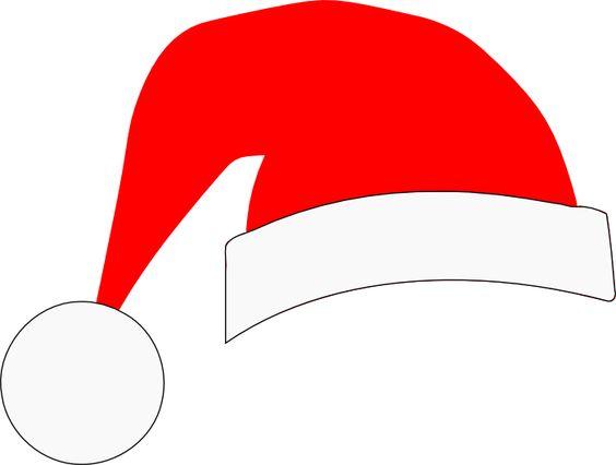 Santa Hat svg #10, Download drawings