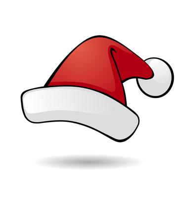 santa hat svg free #1207, Download drawings