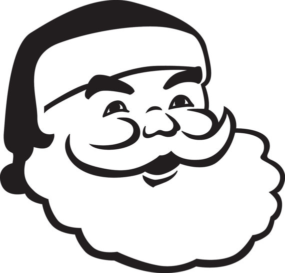 Santa svg #16, Download drawings