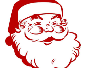 Santa svg #20, Download drawings