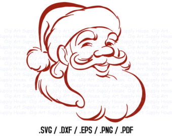 Santa svg #19, Download drawings