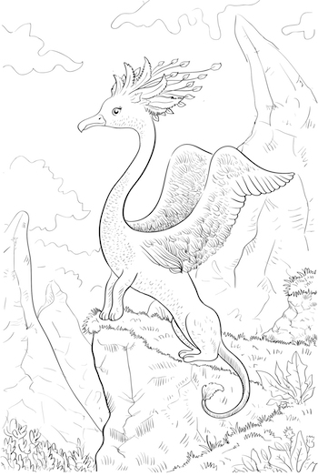 Sappire Coast coloring #17, Download drawings