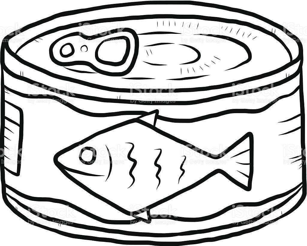 Sardine coloring #16, Download drawings