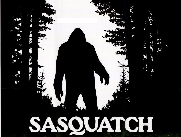Sasquatch clipart #14, Download drawings