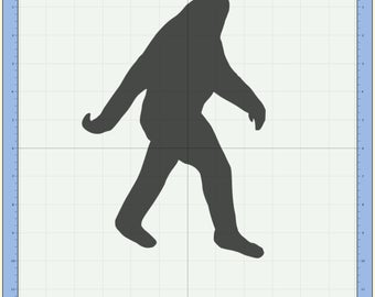 Sasquatch svg #501, Download drawings