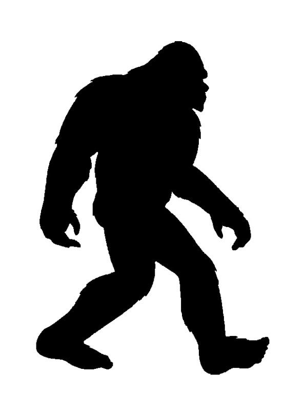 Sasquatch svg #14, Download drawings