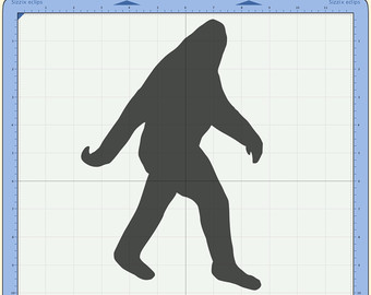 Sasquatch svg #6, Download drawings