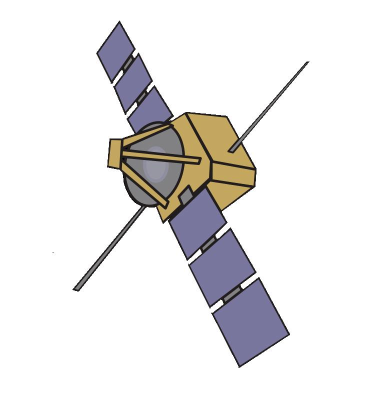 Satellite clipart #20, Download drawings