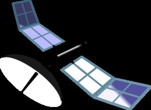 Satellite clipart #4, Download drawings