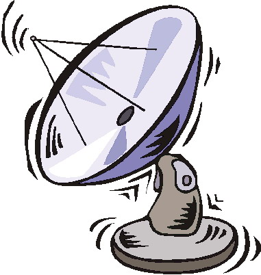 Satellite clipart #18, Download drawings