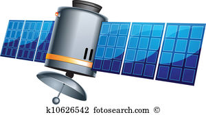 Satellite clipart #17, Download drawings