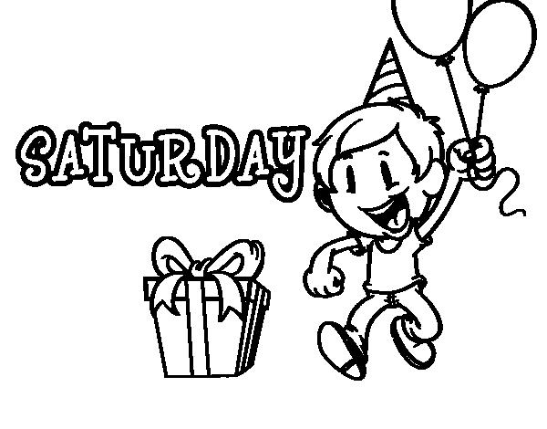 Saturday coloring #12, Download drawings