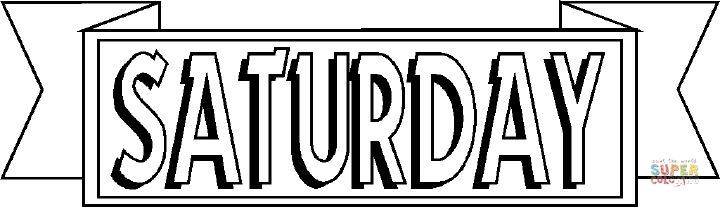 Saturday coloring #11, Download drawings