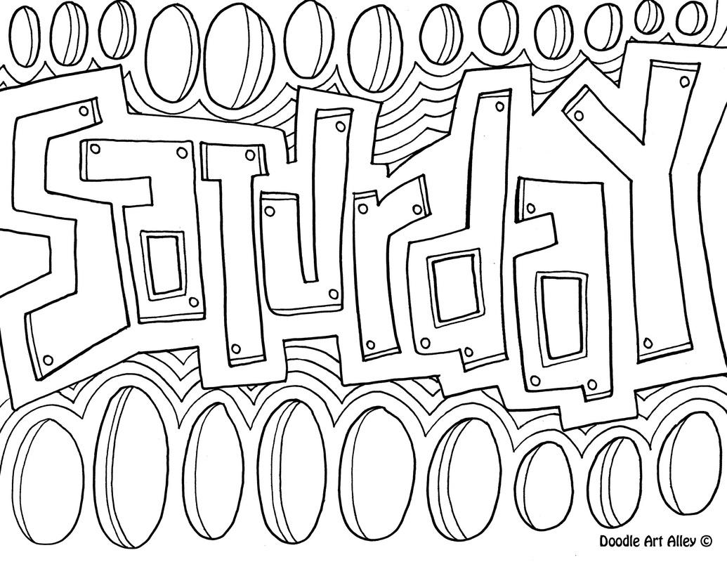 Saturday coloring #8, Download drawings