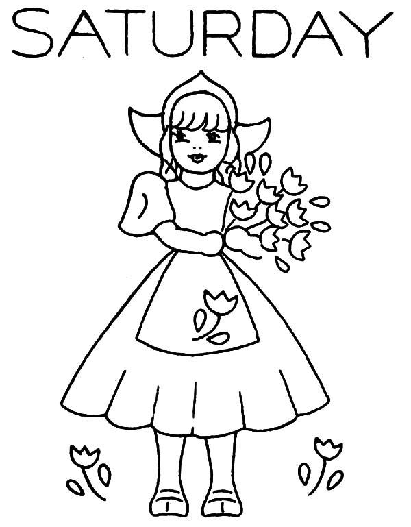 Saturday coloring #2, Download drawings