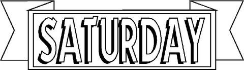 Saturday coloring #17, Download drawings
