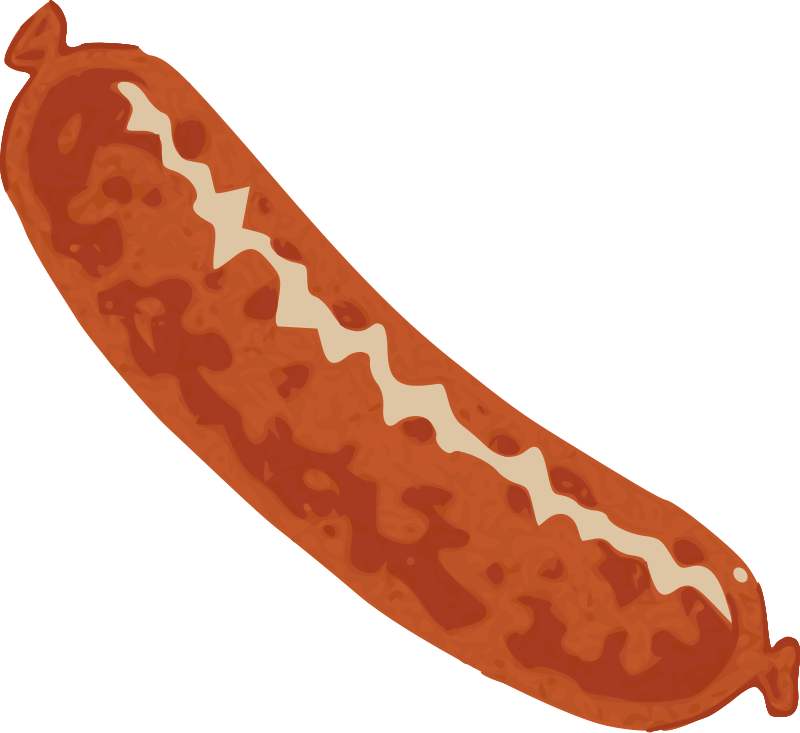 Sausage clipart #6, Download drawings